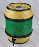 德尔丰出口越南全塑鼓形啤酒桶B-25L