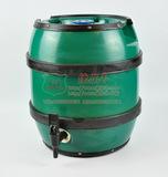 德尔丰全塑鼓形啤酒桶C-25L
